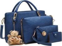 LACIRA School Bag(Blue, 12 inch)