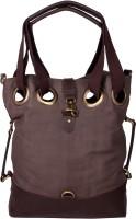 Romari Multipurpose Bag(Grey, Brown, 5 inch)