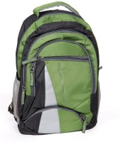 View Premium 15.6 inch Laptop Backpack(Green) Laptop Accessories Price Online(Premium)