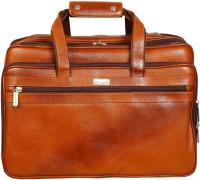 Scharf Shoulder Bag(Tan, 15 inch)