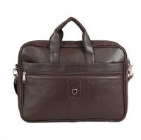 Sapphire Messenger Bag(TITANIC BROWN OFFICE BAGS, 8 L)
