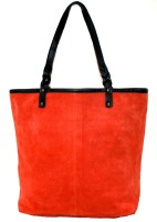MNMS MNMS-03 Shoulder Bag(Orange, 16 inch)