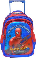 Marvel School Bag School Bag(Blue, 29 L)