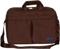 View ACM 12 inch Expandable Laptop Messenger Bag(Brown) Laptop Accessories Price Online(ACM)