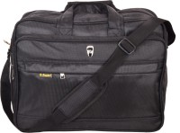 View Sapphire MAHARAJA Laptop Bag(Black) Laptop Accessories Price Online(Sapphire)