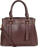 Lino Perros Shoulder Bag(Brown, 3 L)
