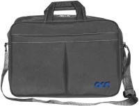 View ACM 14 inch Expandable Laptop Messenger Bag(Grey) Laptop Accessories Price Online(ACM)