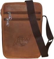 Style 98 Messenger Bag(Tan, 5 L)