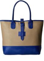 Creative India Exports Shoulder Bag(Beige, Blue, 12 inch)