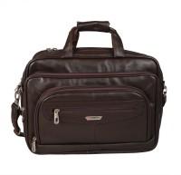 Sapphire RADO_BROWN Laptop Bag(Brown)