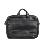 View Safex SONATA_BLACK Laptop Bag(Black) Laptop Accessories Price Online(Safex)