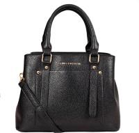 Lino Perros Shoulder Bag(Black, 3 L)