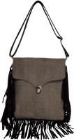 Spice Art Shoulder Bag(Grey, 10 inch)