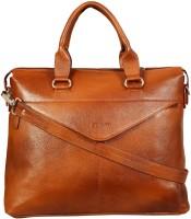 Scharf Messenger Bag(Tan, 15 L)