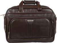 Sapphire Messenger Bag(SPANISH BROWN FULL EXPANDABLE LAPTOP BAGS, 8 L)