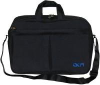View ACM 12 inch Expandable Laptop Messenger Bag(Black) Laptop Accessories Price Online(ACM)