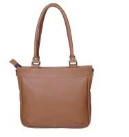 l'ange leather handbags Shoulder Bag(Brown, 10 L)