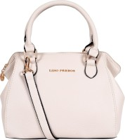 Lino Perros Shoulder Bag(White)