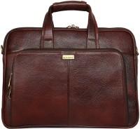 Scharf Shoulder Bag(Brown, 15 inch)