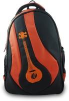 Campfire The Musical Waterproof Multipurpose Bag(Black, 38 L)