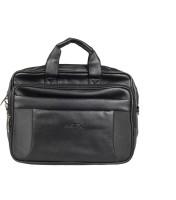 View Safex 10 inch Expandable Laptop Messenger Bag(Black) Laptop Accessories Price Online(Safex)