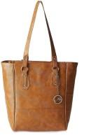 Creative India Exports Shoulder Bag(Tan, 14 inch)