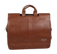 View Sapphire MAXTOUCH_TAN Laptop Bag(Tan) Laptop Accessories Price Online(Sapphire)
