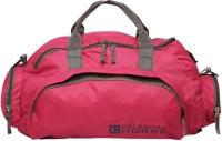 Celestial Horse 3 in 1 Pink Gym Bag Cum Travel Bag & Back Pack Multipurpose Bag(Pink, 19 L)