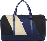 Celestial Horse Canvas Combination Duffel Bag Multipurpose Bag(Black, 35 L)