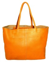 MNMS MNMS-012 Shoulder Bag(Orange, 18 inch)