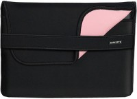Amkette Laptop Bag(Pink)
