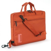 View Tucano WO-MB133-O Laptop Bag(Orange) Laptop Accessories Price Online(Tucano)