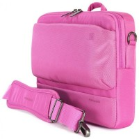 View Tucano BDR1314-F Laptop Bag(Pink) Laptop Accessories Price Online(Tucano)
