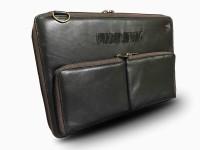 View Lunatik Uninersal Laptop Messenger Case Laptop Bag(Black) Laptop Accessories Price Online(Lunatik)