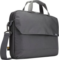 Case Logic 15.6 inch Laptop and 10.1 inch Tablet Attache(Gray)