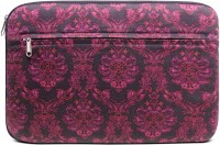 Cascara 14 Inch Laptop Sleeve Laptop Bag(Pink)