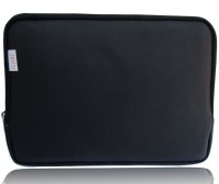 Illios Pocket Case 11 inch Laptop Bag(Black)