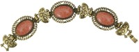 Taj Pearl Alloy Bracelet