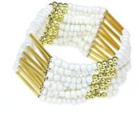 GirlZ! Alloy, Leather Bracelet