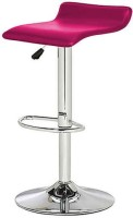 View The Furniture Store Leatherette Bar Stool(Finish Color - Pink) Furniture (The Furniture Store)