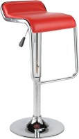 View Exclusive Furniture Metal Bar Stool(Finish Color - Red) Furniture (Exclusive Furniture)