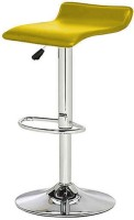 View The Furniture Store Leatherette Bar Stool(Finish Color - Yellow) Furniture (The Furniture Store)