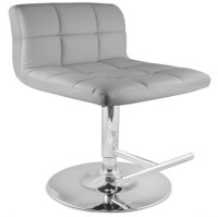 View The Furniture Store Square10 Metal Bar Stool(Finish Color - NA) Furniture (The Furniture Store)