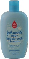 Johnson's Baby Bubble Bath & Wash (Imported)(443 ml)