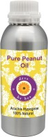 DèVe Herbes Pure Peanut Oil 630ml (Arachis Hypogeae) 100% Natural Cold Pressed(630 ml)