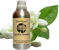 Devinez 1000-2019, Jasmine Sambac Essential Oil, 100% Pure, Natural & Undiluted(1000 ml)