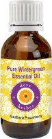 DèVe Herbes Wintergreen Essential Oil - Pack Of Two Gaultheria Procumbens - 100% Natural(200 ml)