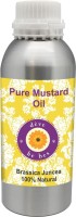 Deve Herbes PureMustardOil 300ml (Brassica Juncea) 100% Natural Cold Pressed(300 ml)