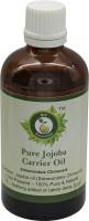 R V Essential Pure Jojoba Carrier Oil 100ml- Simmondsia Chinensis(100 ml)