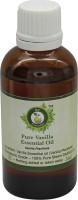 R V Essential Pure Vanilla Essential Oil 50ml- Vanilla Planifolia(50 ml)